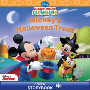 Mickey's Halloween Treat - eBook
