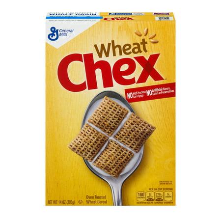 Wheat Chexâ ¢ Cereal 14 oz Box