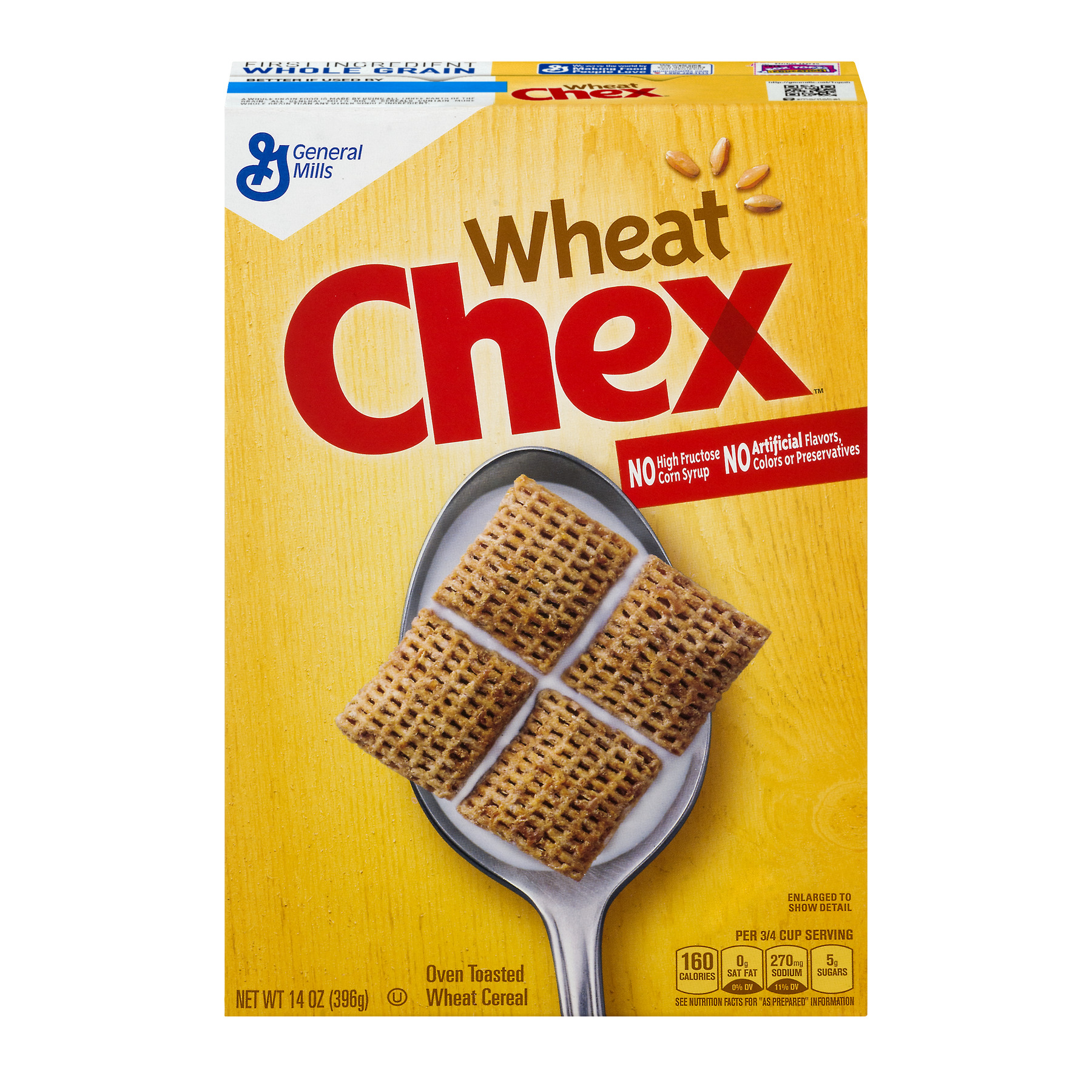 Wheat Chex™ Cereal 14 oz Box