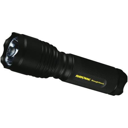 Rayovac, Rough Neck LED 3AAA Tactical Flashlight, 1 Each, Black