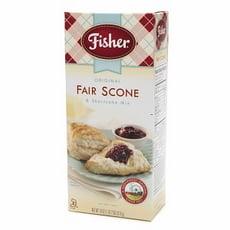 Fisher Original Fair Scone & Shortcake Mix, 18 oz