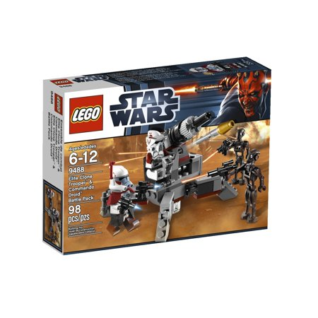 LEGO Star Wars Elite Clone Troopers and Commando Droid (Lego Clone Troopers)