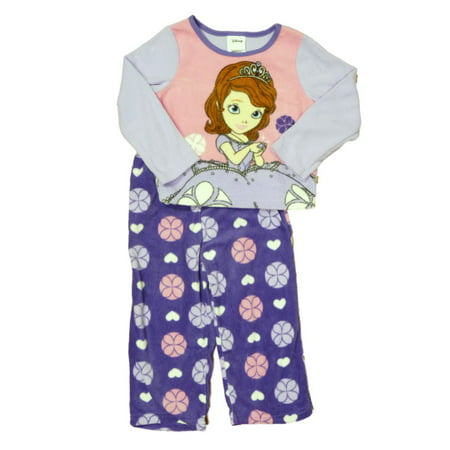 035ed89da Disney - Disney Sofia The First Toddler Girls Purple Fleece ...