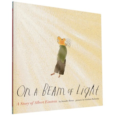 On a Beam of Light : A Story of Albert Einstein