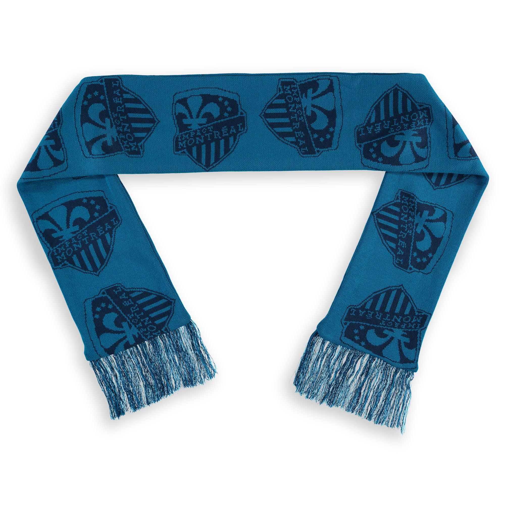 Montreal Impact Fanatics Branded Color Hue Scarf - Blue - OSFA