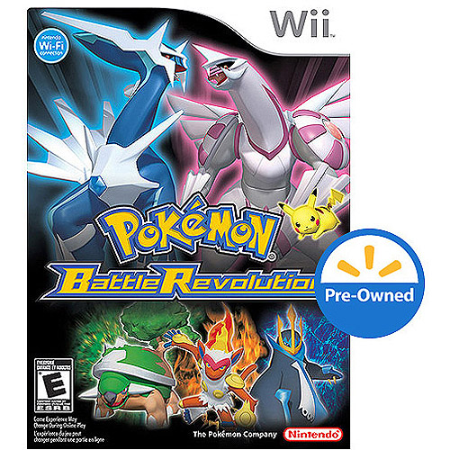 Cokem International Preown Wii Pokemon: Battle Revolution