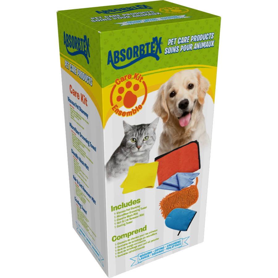 Image of Absorbtex Pet Care Bundle Kit