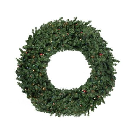 Commercial Wreath (Darice 60