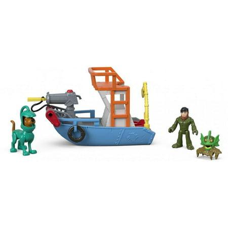 Imaginext Scooby-Doo Scooby & Ocean Boat