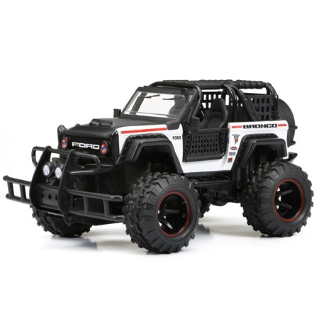 New Bright 1:15 Scale Radio Control 6.4v Ford Bronco Truck ()