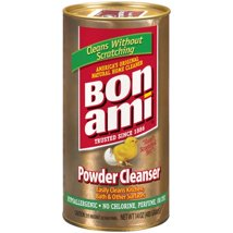 Multi-Surface Cleaner: Bon Ami