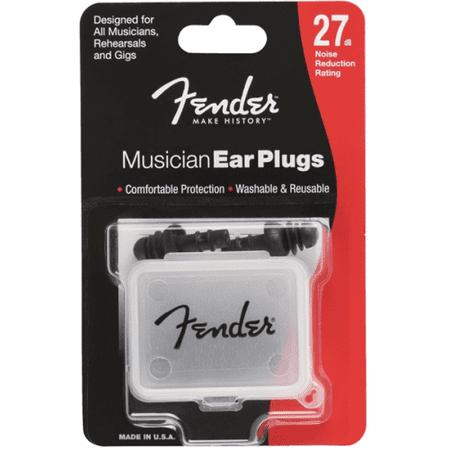 Musician Series Black Ear Plugs