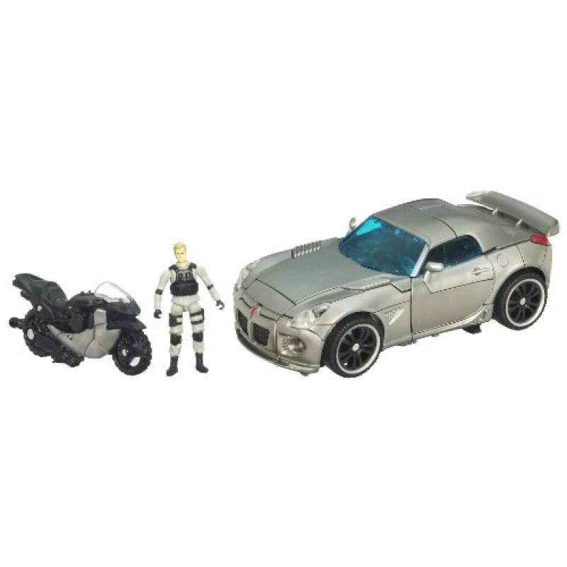 Hasbro transformers human alliance - autobot jazz