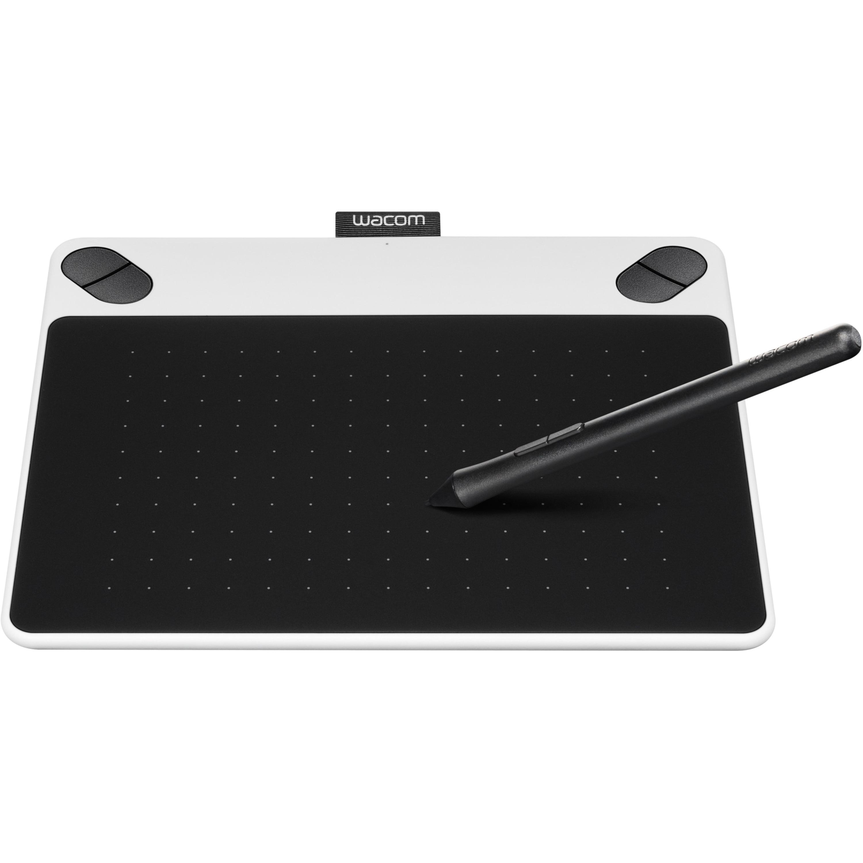 Wacom Intuos DRAW Pen Tablet, Small, White
