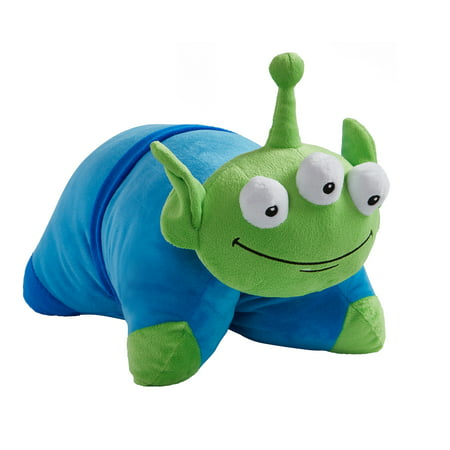 Pillow Pets Disney Toy Story Little Green Alien Stuffed Animal Plush Toy (Stuffed Animal Of Your Pet)