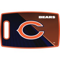 """Chicago Bears The Sports Vault 14.5"""" x 9.5"""" Large Cutting Board - No Size"""