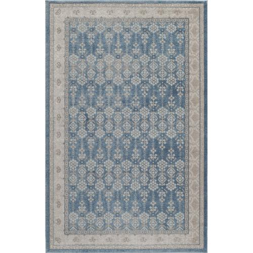 Momeni Brighton Floral Panel Machine-Made Rug (2'x3') by Momeni