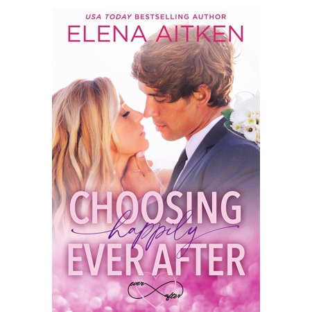 Choosing Happily Ever After - eBook USA Today Bestselling Author, Elena Aitken invites you to celebrate happily ever after in her brand new, sexy-sweet series that will make you say, I do!Despite having her own heart broken, wedding planner Hope Turner is a diehard romantic and has dedicated herself to Ever After Ranch and happily ever aftersother peoples.For Levi Langdon theres only ever been one woman for him. Now that hes back in town after ten long years, he plans on proving to Hope that those feelings have only grown stronger.Just when Hope starts to believe that a second chance at love and her own happily ever after might finally be possible, devastating news puts everything at risk and Hope and Levi must both decide: is their love strong enough to survive a second time?