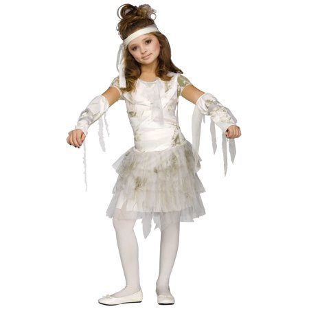 Kids Mummy Girl Costume - Mommy Costumes