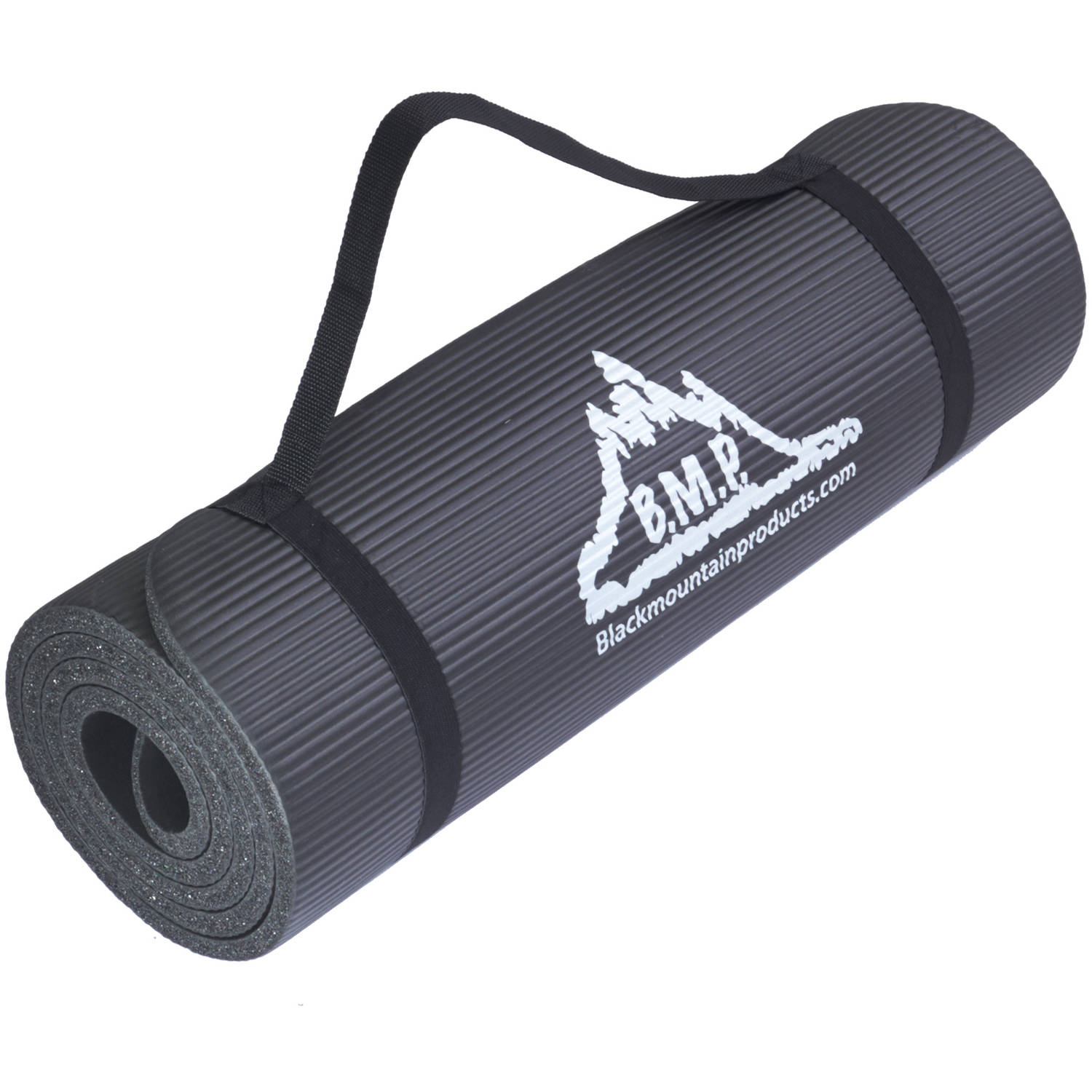 Black Mountain Products Yoga and Exercise Mat