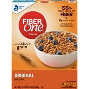 Fiber One Cereal, Original Bran, 16.2 oz
