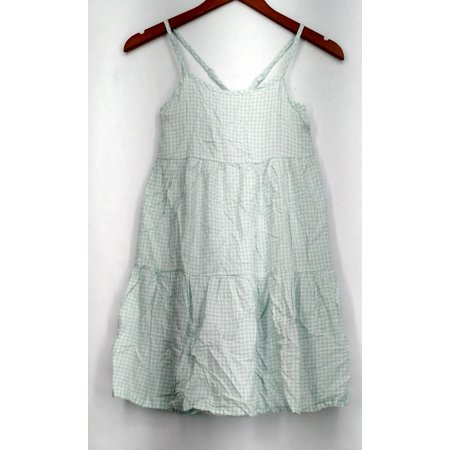 - Xhilaration Size Babydoll, Chemise XS Plaid Babydoll Top Green Womens