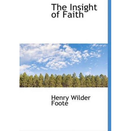 The Insight of Faith - image 1 of 1