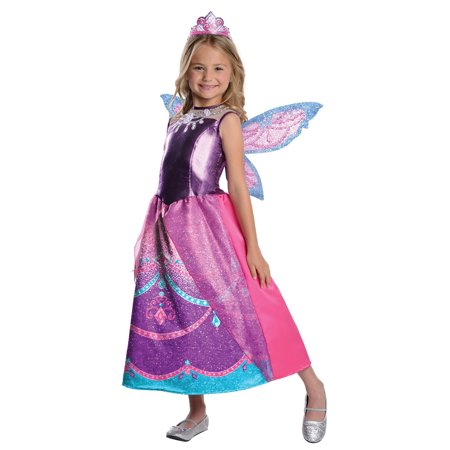 ChildBarbie Deluxe Catania Costume by Rubies 886746