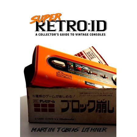 Super Retro:id - eBook From the Magnavox Odyssey ITL-200 to the Commodore 64 Game System, from the innovative Fairchild Chanel F to the Nintendo Famicom, from the RCA Studio II to the Vtech Socrates. This is an informative guide that covers three generations of video game consoles. This is the first book in the Retro:id series.