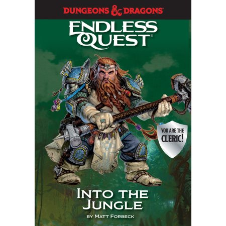 Dungeons & Dragons: Into the Jungle: An Endless Quest Book (Dragon Quest 9 Sentinels Of The Starry Skies)