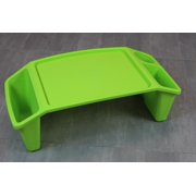 Kids Lap Desk Tray Portable Activity Table Green Image 2 Of 3