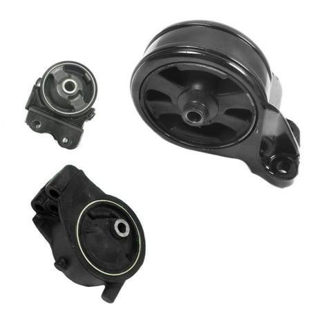 - For 01-06 Kia Optima 2.4L Front & Rear Engine Motor Mount Kit 3PCS w/ Auto Trans. A7129 A6108 A7106. 01 02 03 04 05 06.