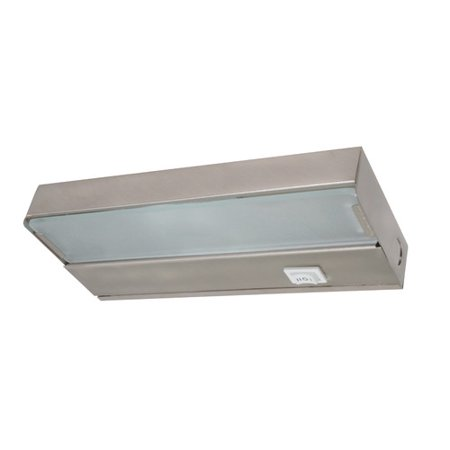nicor lighting 8 39 39 xenon under cabinet bar light. Black Bedroom Furniture Sets. Home Design Ideas
