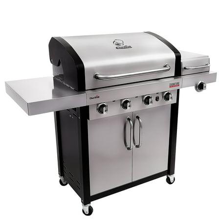 Fire Magic Infrared Burner System - Char-Broil Signature TRU-Infrared 4 Burner Gas Grill