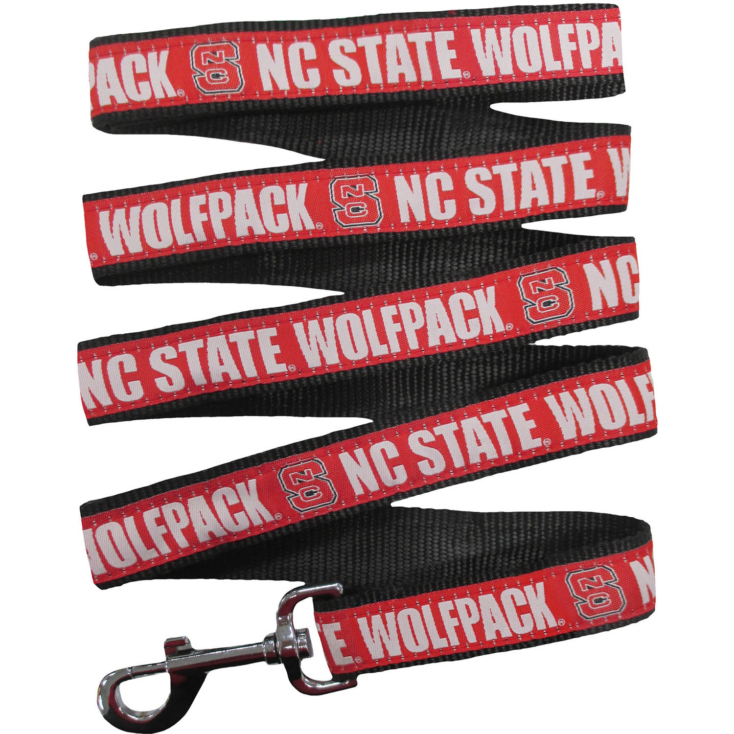 Pets First College NC State Wolfpack Pet Leash, Assorted Sizes