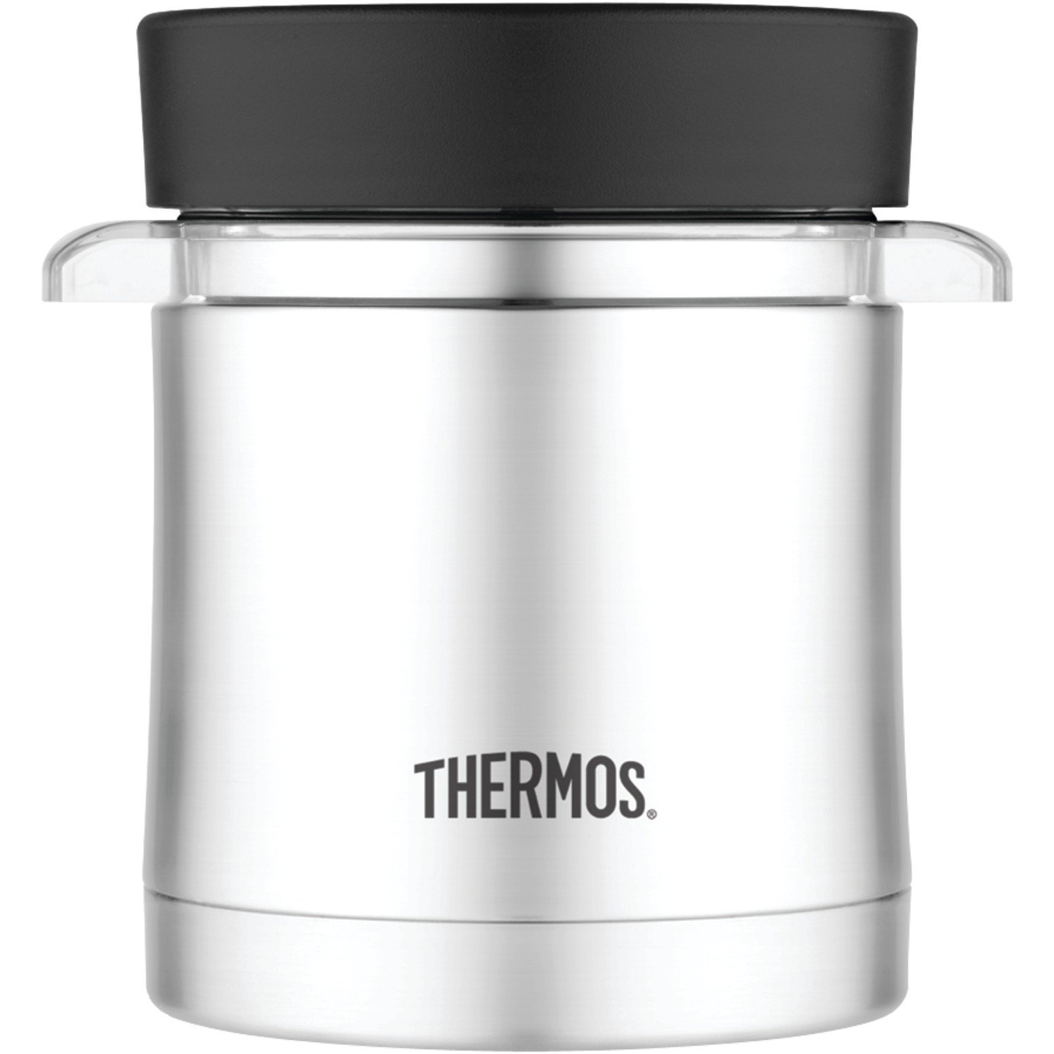 Nissan Thermos Food Jar with Microwavable Container, 12-O...