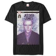 Marvel Men's Legacy Jessica Jones vs Purple Man T-Shirt