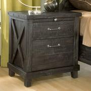 Modus Furniture International Yosemite Solid Wood Nightstand - Cafe