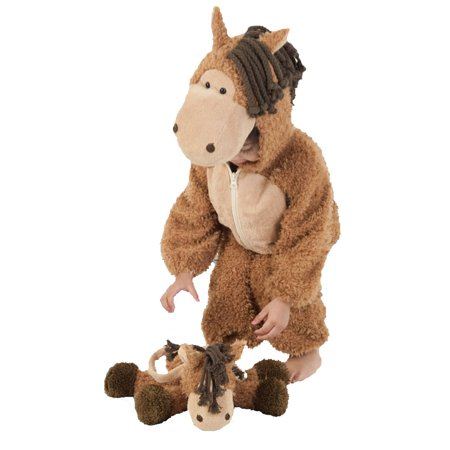 Toddler Happy Horse Costume Princess Paradise 4109 (Baby Horse Costume)