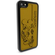 Apple iPhone 5 and 5S 3D Printed Custom Phone Case - Disney Classics - Multiple Characters
