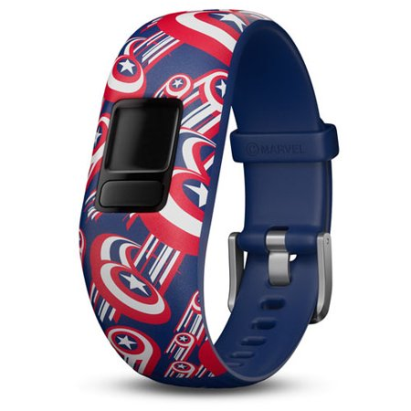 Garmin vivofit Jr 2 Adjustable Captain America Band vivofit Jr 2 Fitness Watch Band