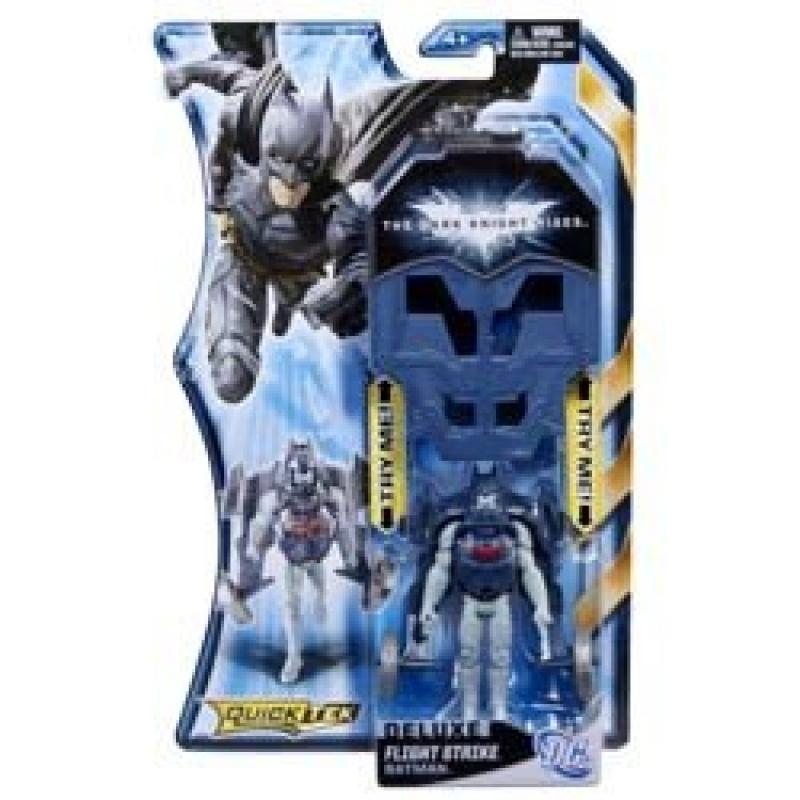 Mattel Batman The Dark Knight Rises QuickTek Figure Assortment by