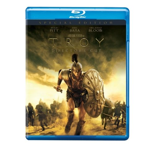 Troy (Unrated Director's Cut) (Blu-ray)