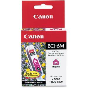BCI-6M MAGENTA INK TANK I9900 I560 MP750 MP760 MP780 S9000 IP4000