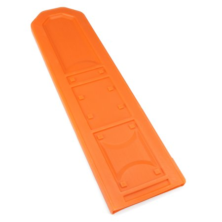 53x14cm Plastic Chain Bar Cover for 21 Inch Chainsaw Universal Accessories Guide Plate Cover Guide Bar Cover