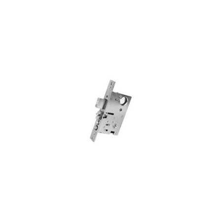 Baldwin 6301.RLS Right Handed Lever Strength Entrance and Apartment Mortise -