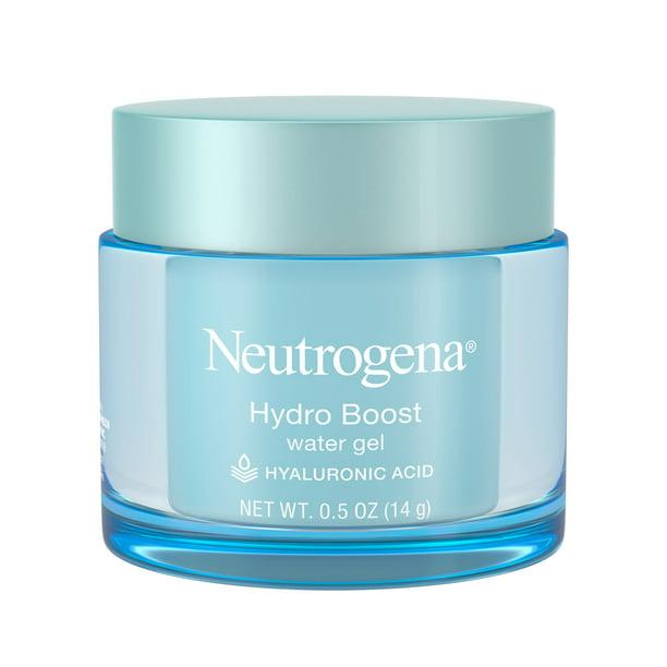 Neutrogena Hydro Boost Water Gel Moisturizer with Hyaluronic Acid, Hydrating, .5 oz