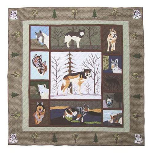 Patch Magic Call of The Wild Quilt