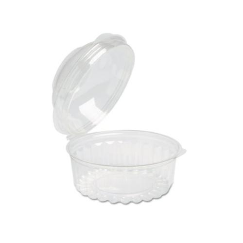 Reynolds Plastic Bowls With Dome Lids, 8 Ounces, Clear, Round REY10841