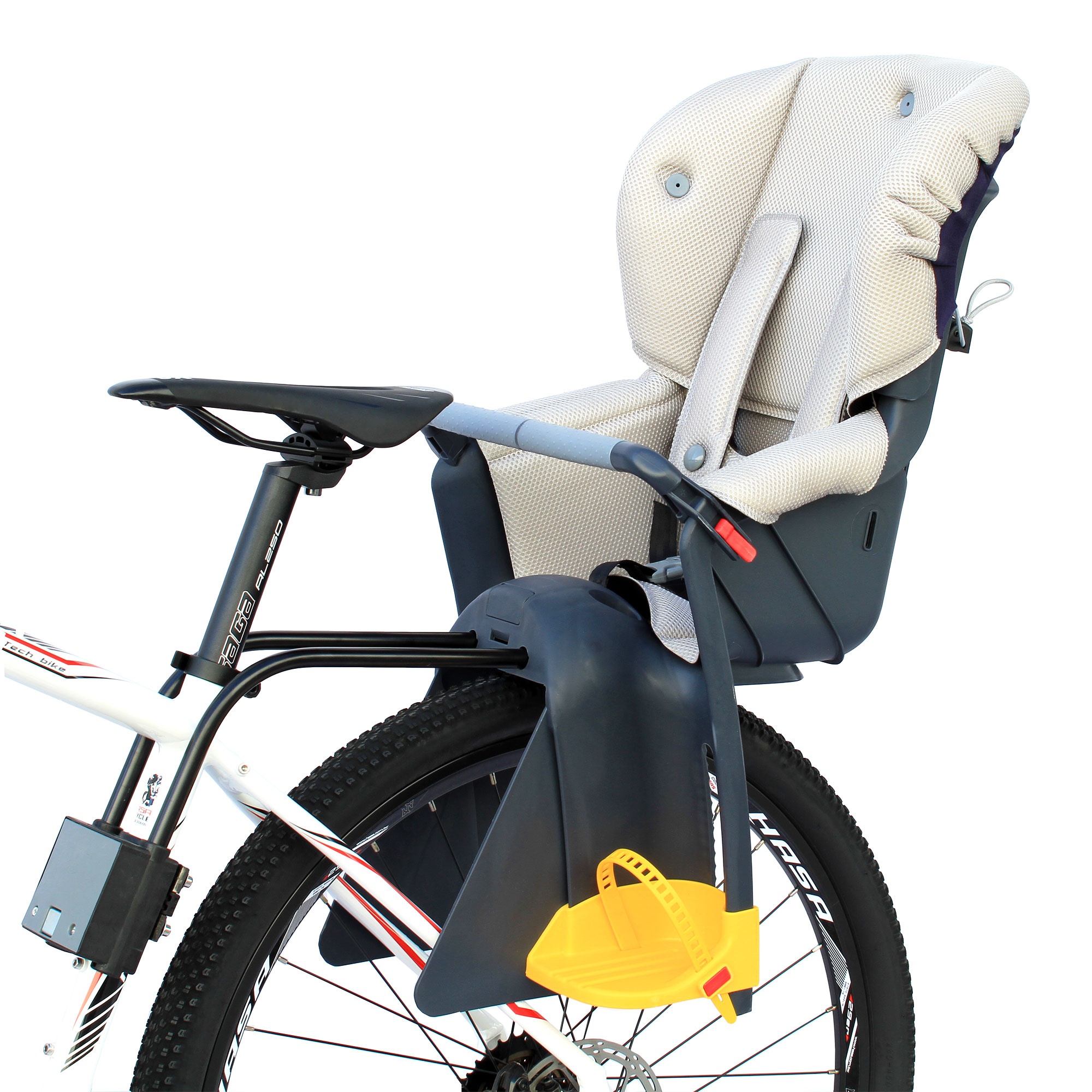 baby seat for kids bike
